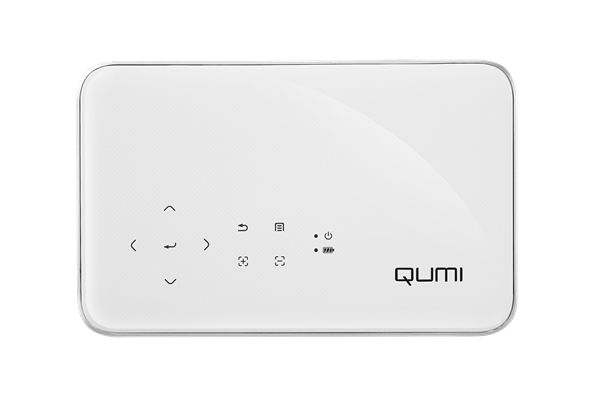 Qumi Q38 White Top