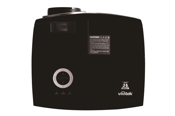 Vivitek H1185HD Buttom