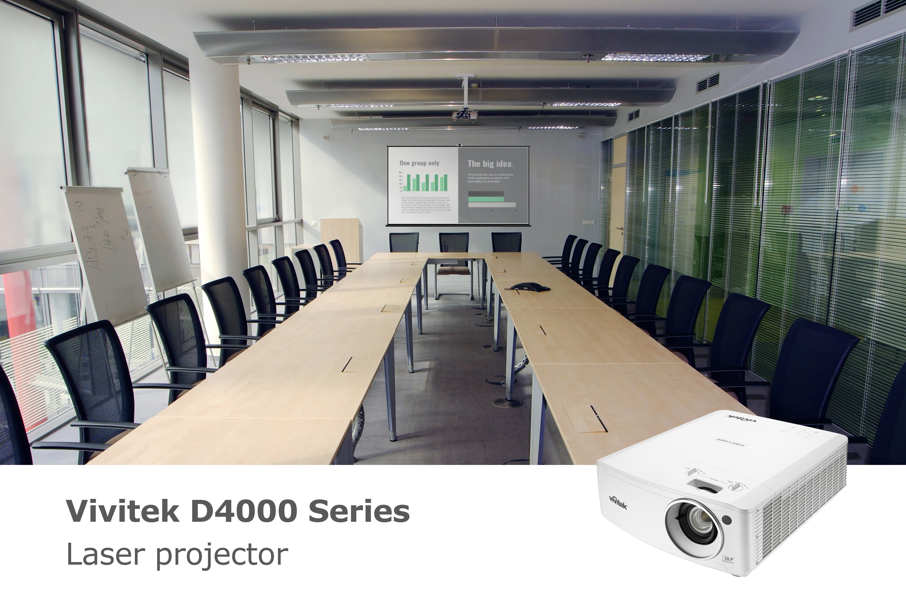 Vivitek D4000 Series Laser Screen V03 2